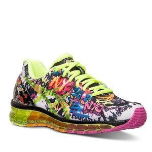 ASICS limited edition New York marathon sneakers